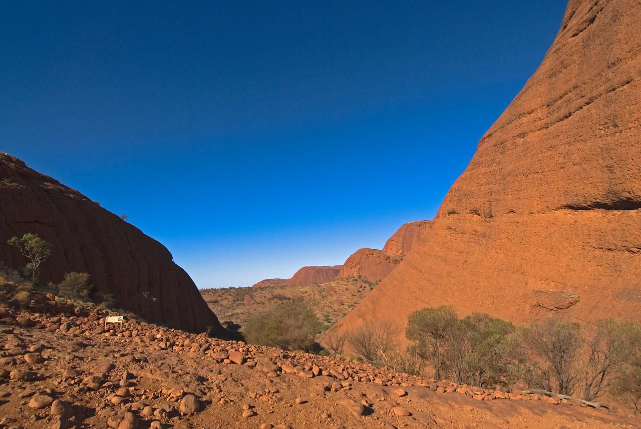 Kata Tjuta 4 - Northern Territory, Australia