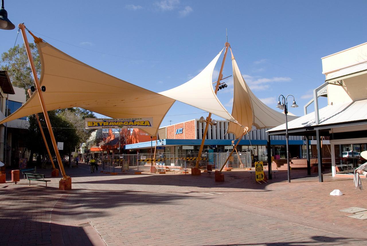 City Square, Todd Street, Alice Springs - Northern Territory, Australia