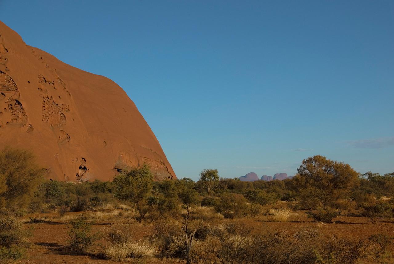 Uluru and Kata Tjuta - Northern Territory, Australia
