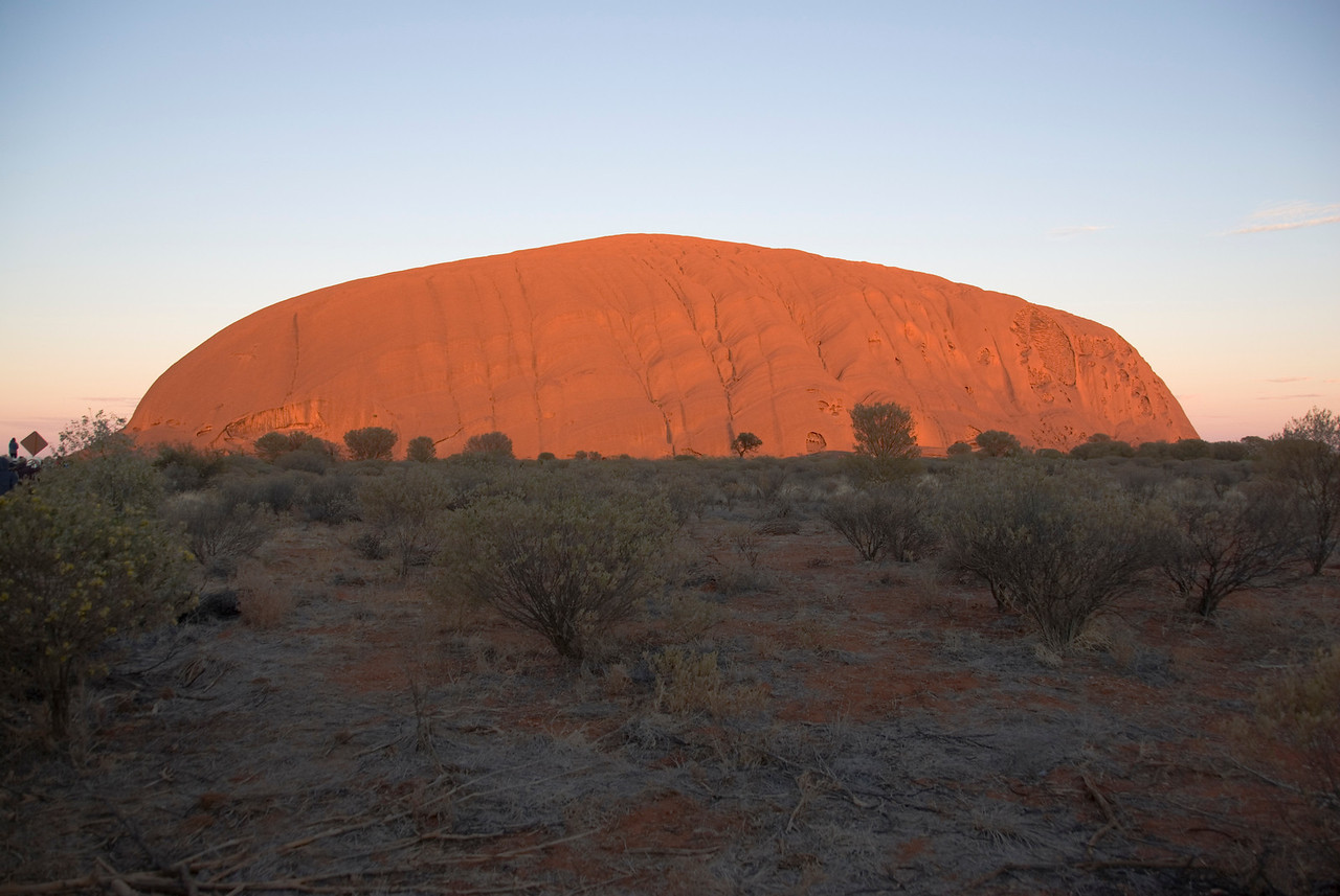 Uluru at Sunrise 3 - Northern Territory, Australia