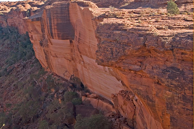 Cliff Face 2, Kings Canyon - Northern Territory, Australia