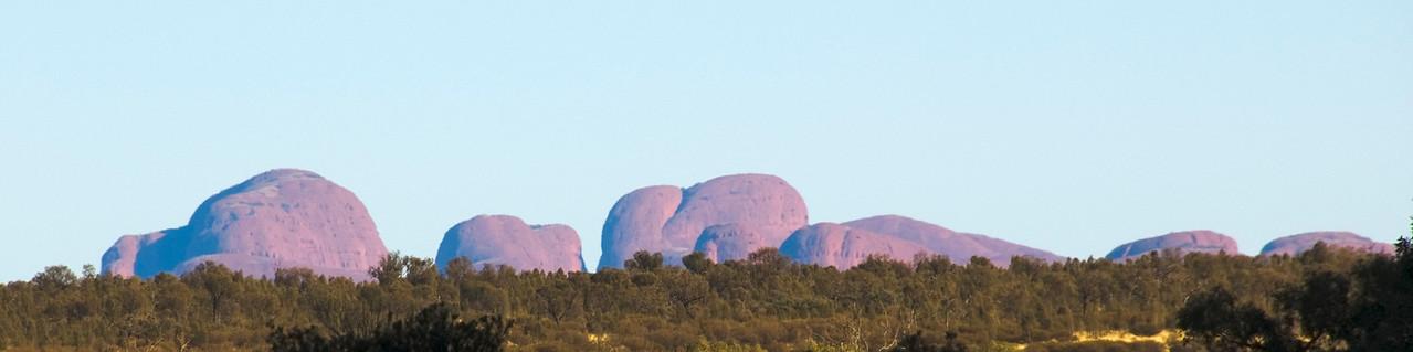Kata Tjuta - Northern Territory, Australia