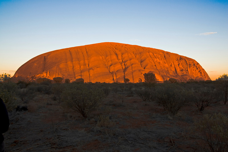 Uluru at Sunrise 2 - Northern Territory, Australia