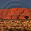 AUOU15 Uluru Moonrise
