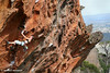 Hannah Lockie on Desert Rose (27), Muline, Grampians, Victoria, Australia