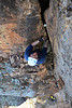 Muki  Woods leading Centurion (17), Werribee Gorge, Victoria, Australia