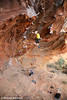 Mathew Doyle falling off Krankandangle (24), Muline, Grampians, Victoria, Australia