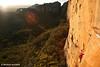 Will Monks on Mirage (27), Taipan Wall, Grampians, Victoria, Australia