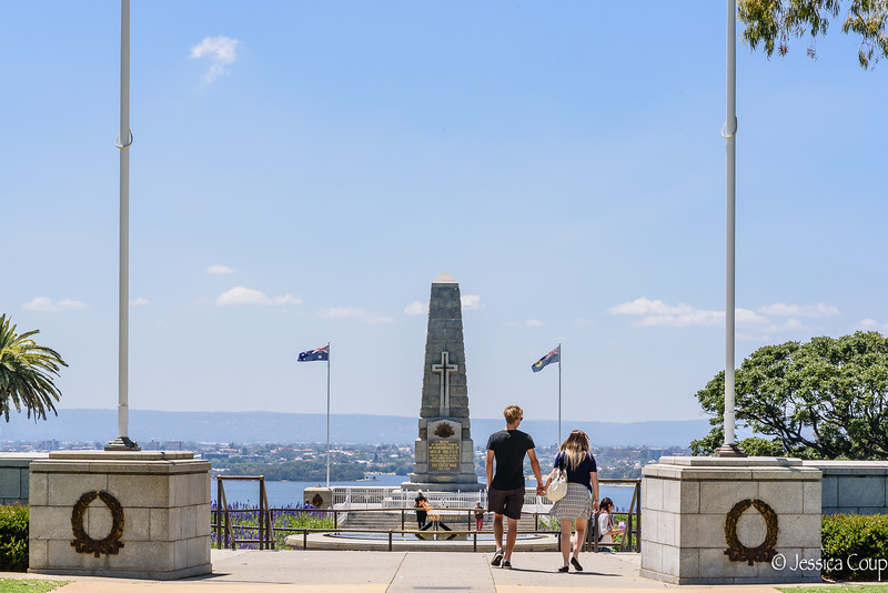 War Memorial at Kings Park