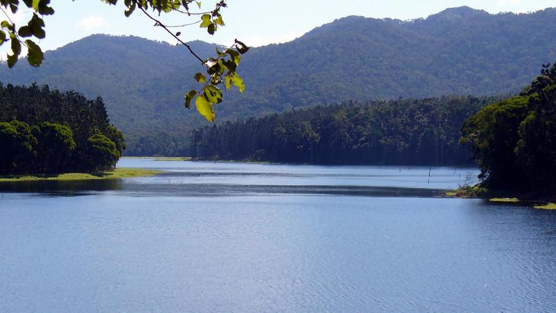 Lake Tinaroo on the Atherton Tablelands