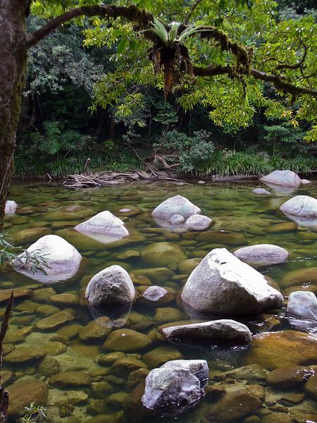 Mossman River.