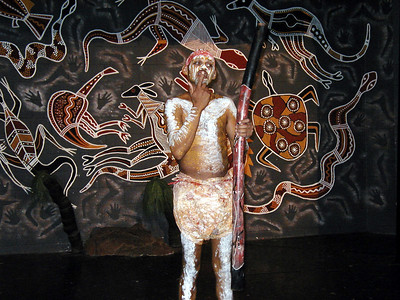 16  Aboriginal Culture Center - Rockhampton