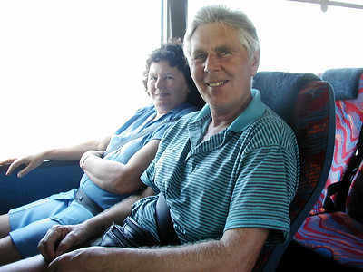 05  Terry and Linda on Bus
