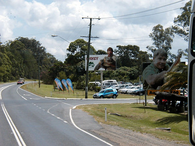 11  Arriving Australia Zoo