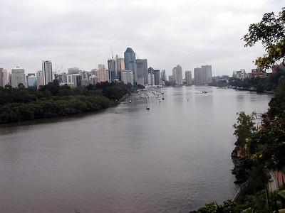 1  Brisbane Skyline