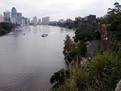 4  Brisbane Skyline