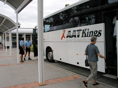 AAT Kings Moter Coach