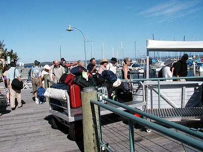 2  Ferry Hervey Bay to Fraser Island