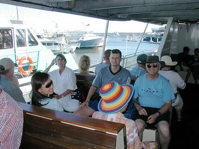 4  Ferry Hervey Bay to Fraser Island