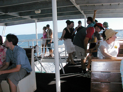 11  Ferry Hervey Bay to Fraser Island
