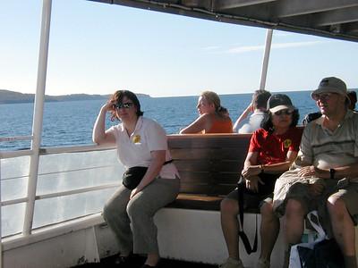 13  Ferry Hervey Bay to Fraser Island