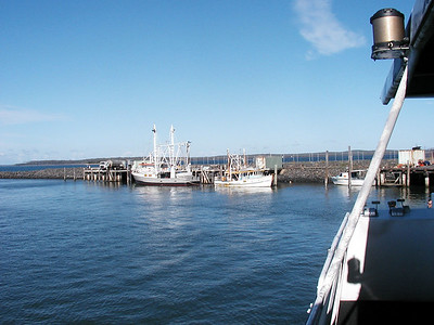 7  Ferry Hervey Bay to Fraser Island