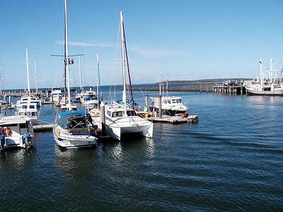 6  Ferry Hervey Bay to Fraser Island