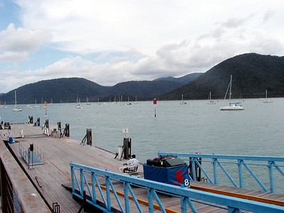 01  Ferry Shute Harbour to Hamilton Island
