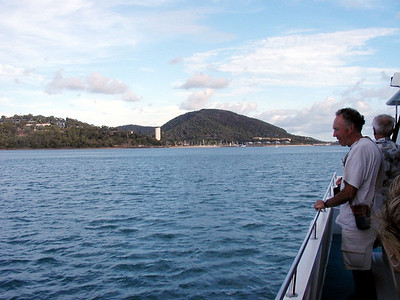 10   Ferry Shute Harbour to Hamilton Island