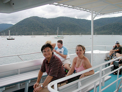 08   Ferry Shute Harbour to Hamilton Island