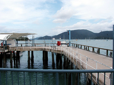 02  Ferry Shute Harbour to Hamilton Island