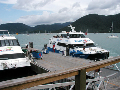 04   Ferry Shute Harbour to Hamilton Island
