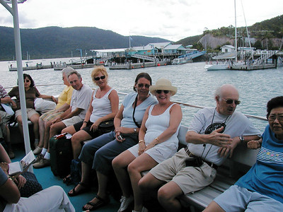 07   Ferry Shute Harbour to Hamilton Island