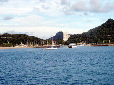 11   Ferry Shute Harbour to Hamilton Island