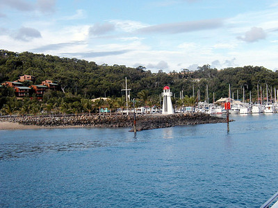 12   Ferry Shute Harbour to Hamilton Island