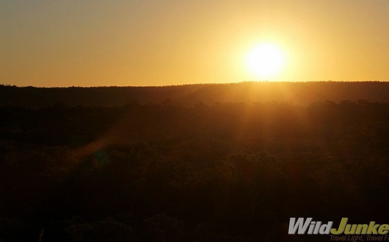 Outback Queensland: Red Earth, Emerald Water and Blue Sky