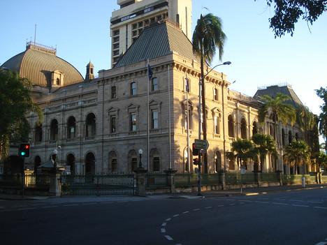 Parliament House, Brisbane - Australia