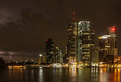 Brisbane Lightning I