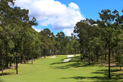 Brookwater Golf & Country Club, Queensland, Australia