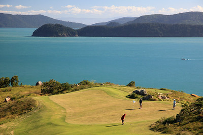 Hamilton Island Golf Club, Queensland, Australia