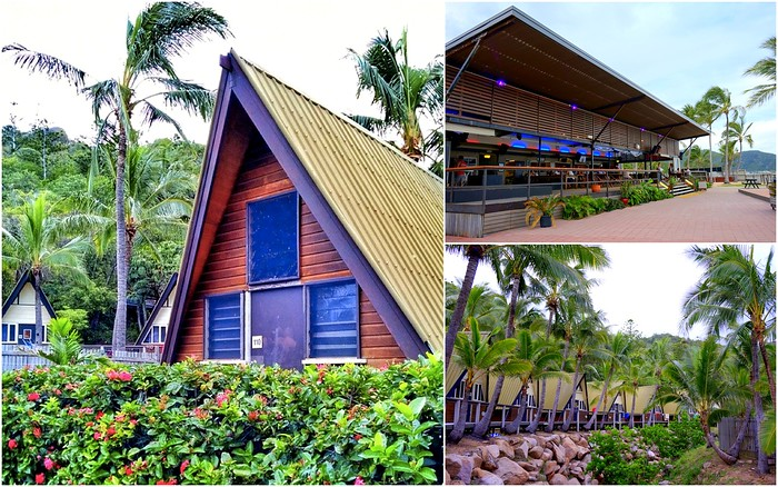 Cabins at Base Backpackers on Magnetic Island