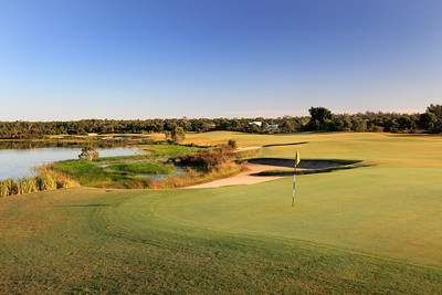 Pelican Waters Golf Club, Queensland, Australia