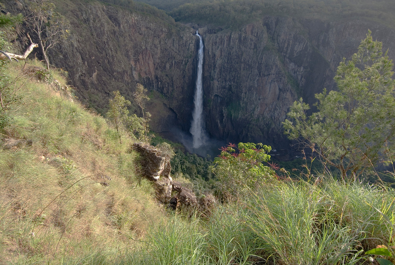 Wallaman Falls 4, Girringun National Park - Queensland, Australia