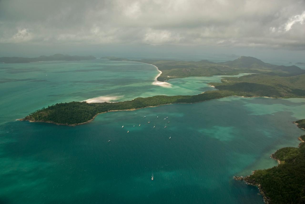 Whitsunday Island - Queensland, Australia