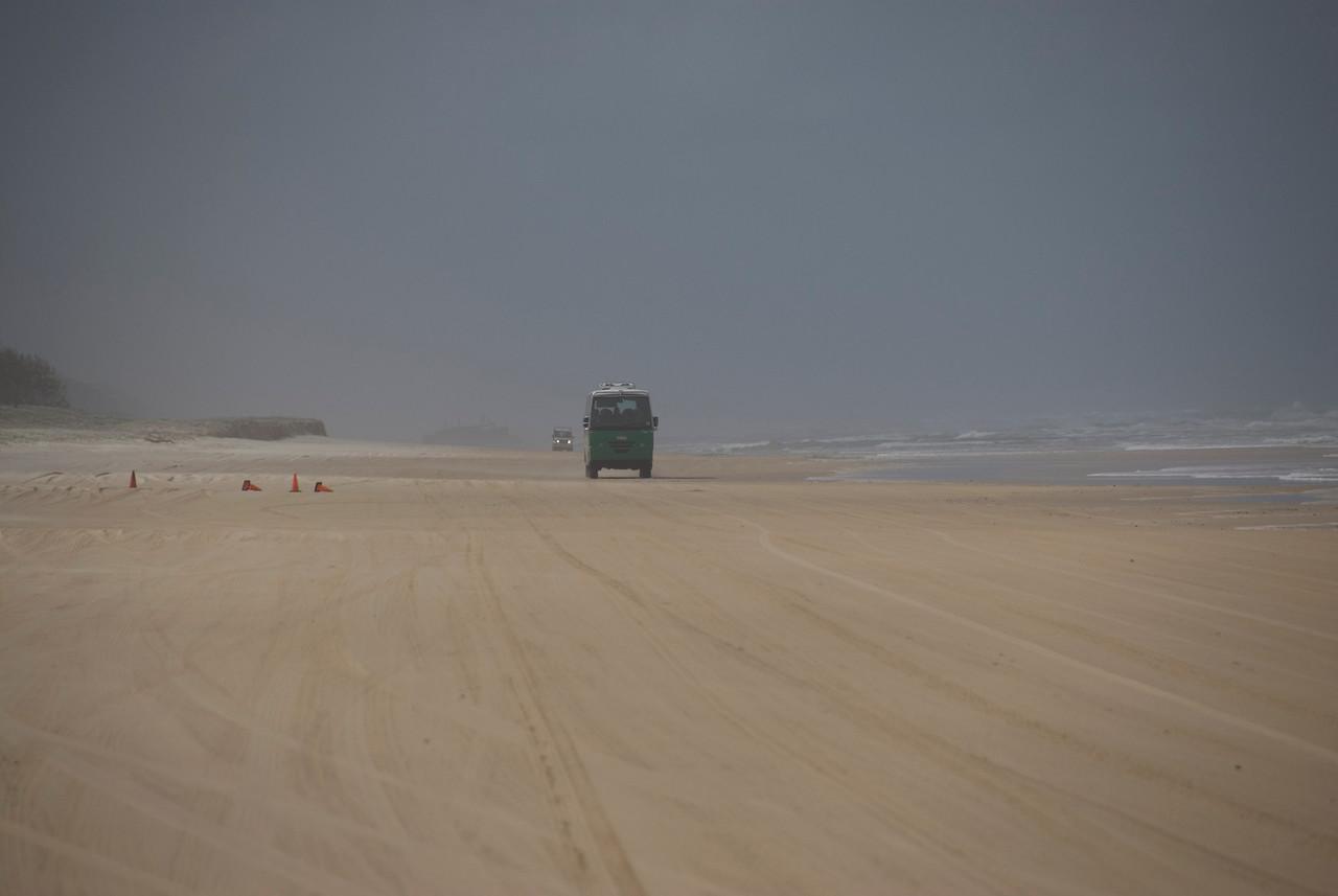 Bus on Beach 3, Fraser Island - Queensland, Australia.jpg