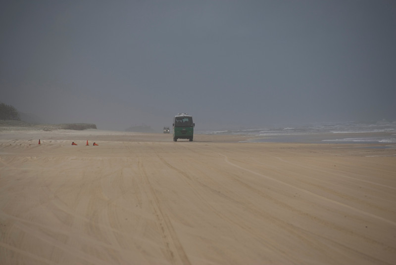 Bus on Beach 3, Fraser Island - Queensland, Australia.jpg