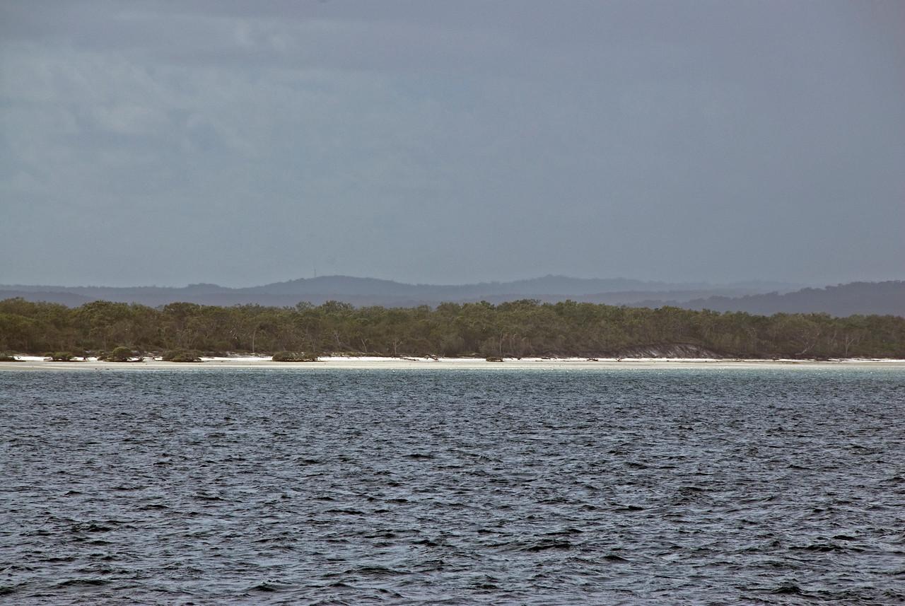 Beach 1, Fraser Island - Queensland, Australia