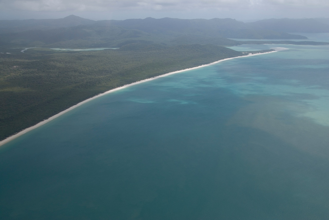 4 Mile Beach 3, Whitsunday Islands - Queensland, Australia