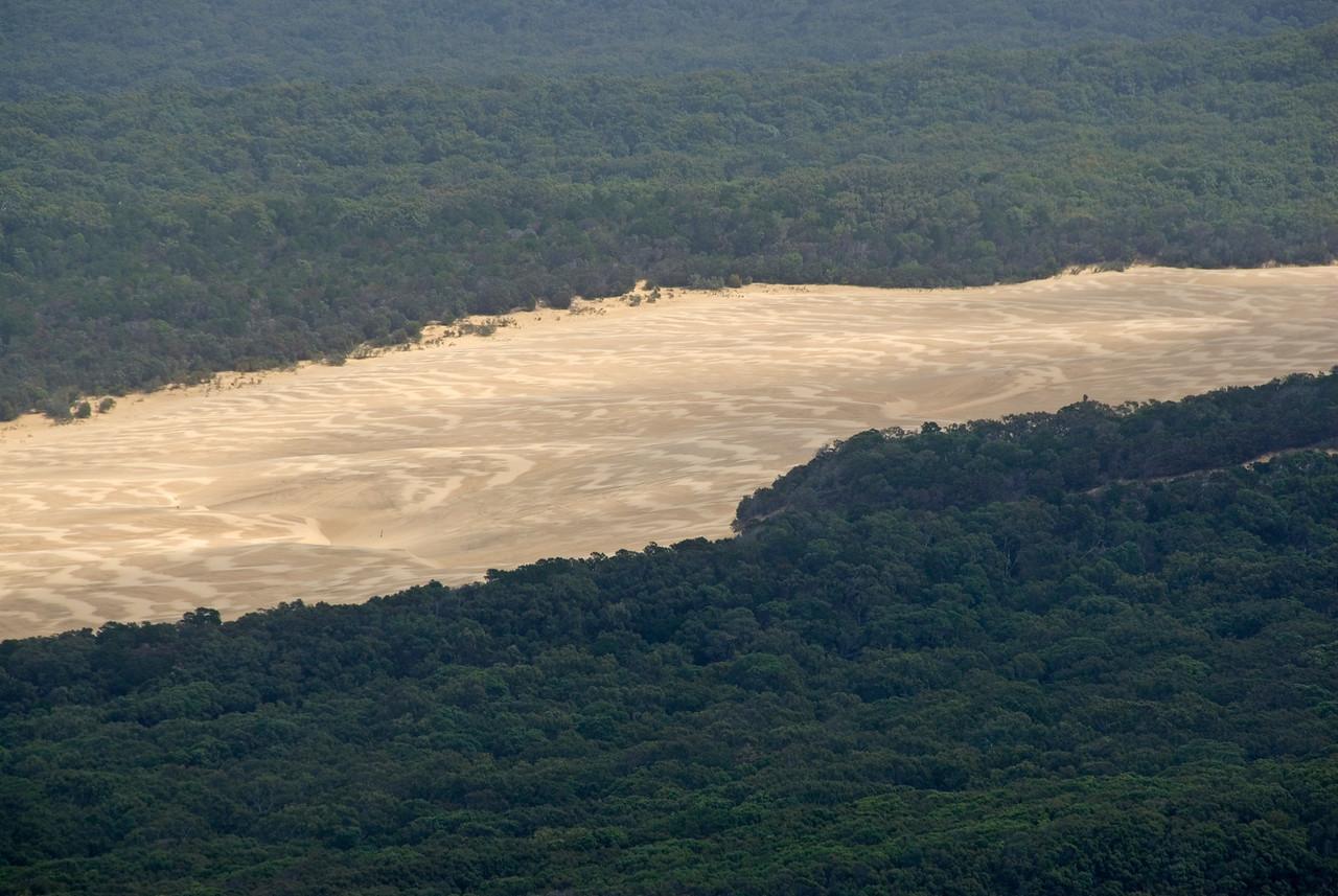 Sand River, Fraser Island - Queensland, Australia