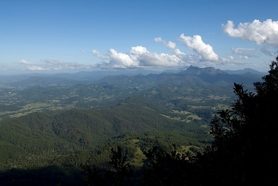 Vista 7, Springbrook National Park - Queensland, Australia